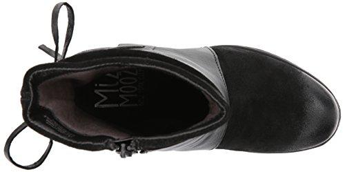 Miz Mooz Womens Sakinah Fashion Boot Nero