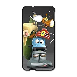 Brave Little Toaster HTC One M7 Cell Phone Case Black yyfabc-401863