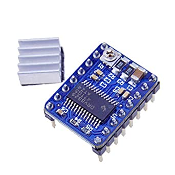 5Pcs DRV8825 stepper motor driver Module 3D printer RAMPS 1.4 RepRap StepSs4