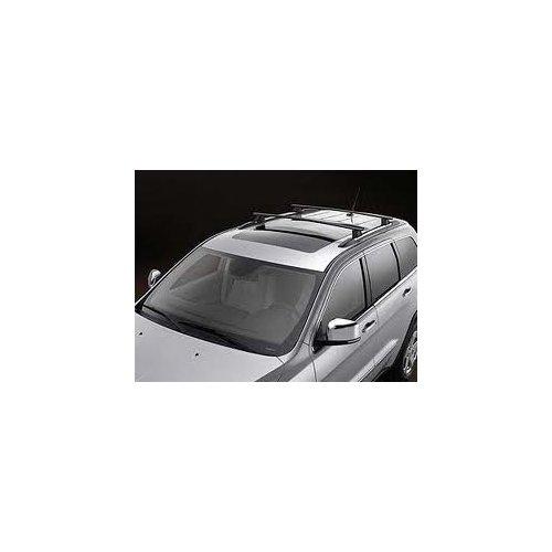 2011-2016 Jeep Grand Cherokee Removable Roof Rack Cross Rails Mopar OEM