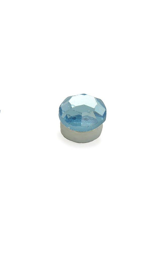 Magnetic Monroe Labret Nose Ear Stud Ring 3mm Light Blue stone Nose Ring Bling NSC3060