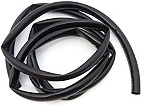 amazon com: 8mm black wire harness tubing - high temperature - 10 foot  roll: automotive