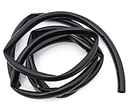 amazon com 6mm black wire harness tubing high temperature 10 rh amazon com Fuel Line Tubing Exhaust Tube