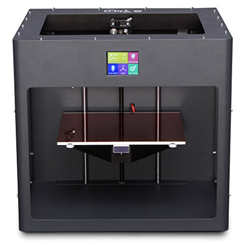 CraftBot 2 Desktop 3D Printer - Wifi Connectivity, 100 Micron Resolution - Anthracite Gray