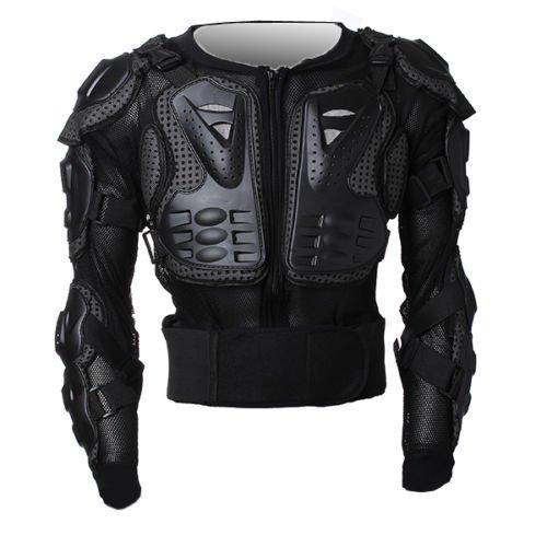 Ediors® Motorcycle Full Body Armor Protector Pro Street Motocross ATV Titan Sport Jacket Shirt (XX-Large) by Ediors (Image #1)