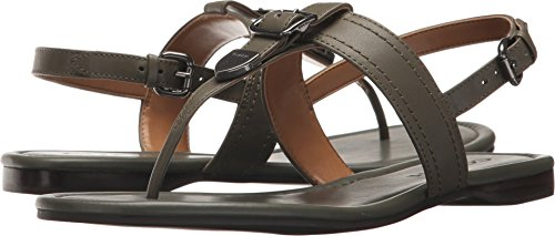Coach Women's Cassidy Olive Leather 8 M US