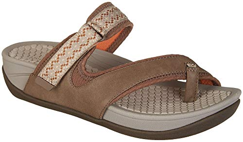 "BareTraps ""Denni Slide Sandals Mushroom 6 M from BareTraps"