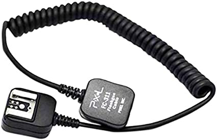 Pixel Fc 311 L E Ttl Langer Blitzschuh Adapter Für Kamera