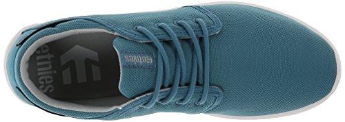 Etnies SCOUT-M - Caña baja de tela para hombre Azul (BLUE/GREY/433)