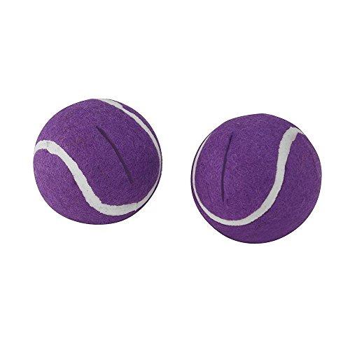 Walker Balls in Purple