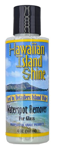 Hawaiian Island Shine Glass Care Products - Best Reviews Tips