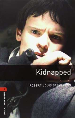 Book cover for Kidnapped
