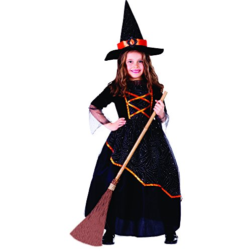 Black (Witch Costumes For 10 Year Olds)
