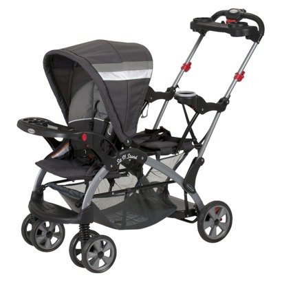 Baby Trend Sit N Stand Double Stroller Liberty - 2