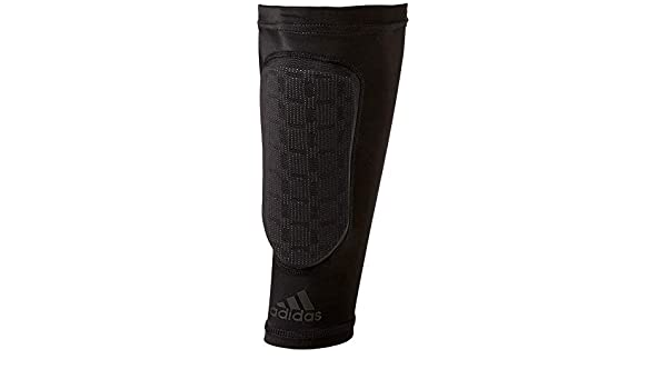 8958b47873 Amazon.com: adidas Adult Padded Compression Shin/Calf Sleeve: Sports &  Outdoors