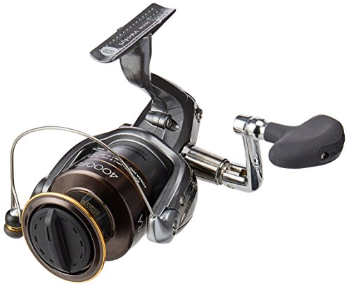 Shimano American Corporation SH4000FEC Sahara Aluminum Clam Spinning Reel Review