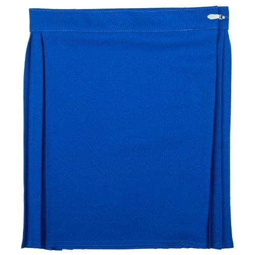 Netball Gym Skirt Royal Pack Of 2 Waist Size 22 New School Uniform Girls P.e