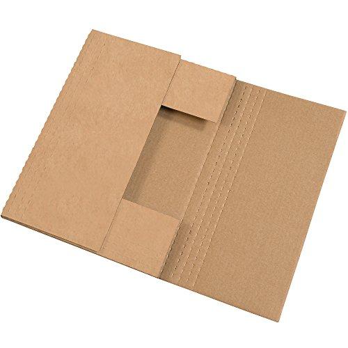 - Aviditi MIBMROSK Corrugated Easy-Fold Mailer, 15