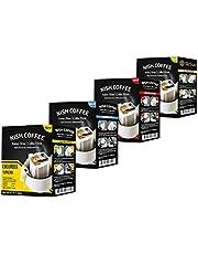 Nish Pratik Filtre Kahve Colombia - Guatemala - Kenya - Yüksek Kafein 4lü