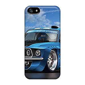 Aimeilimobile99 Iphone 5/5s Well-designed Hard Cases Covers 3d Car Protector