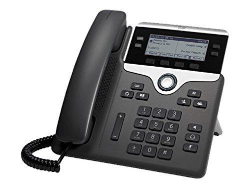 Cisco CP-7841-K9= 7800 series Voip Phone (Renewed)