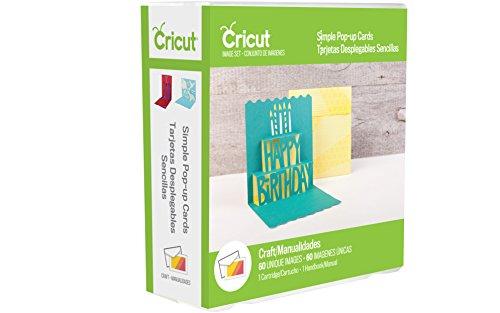 - Cricut 2002698 Cartridge Simple POP UP Cards