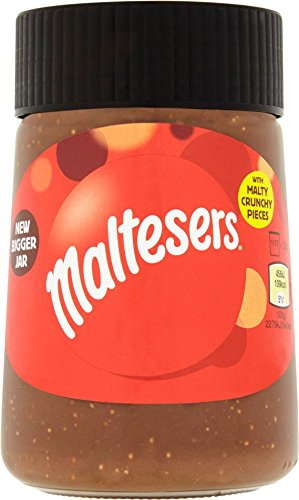 Maltesers New Bigger Jar Chocolate Spread with Honeycomb Pieces 350g … by Maltesers