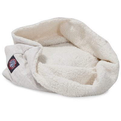 17 inch Magnolia Wales Burrow Cat Bed