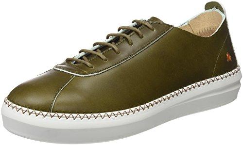 1342 uomo Sneakers verdi da basse Art Tibidabo kaki Heritage OxzwUTqzp