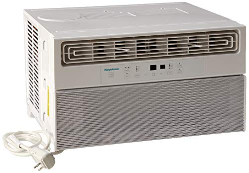 Keystone 6,000 BTU Super Quiet Window Air Conditioner (Air Conditioner Window Quiet)