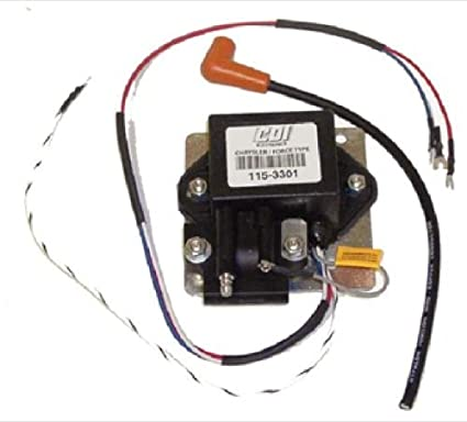 Amazon Cdi Electronics Force Chrysler Marine 115 1153301 By. Cdi Electronics Force Chrysler Marine 115 1153301 By. Chrysler. Chrysler Marine Wiring At Scoala.co