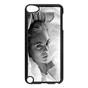 WJHSSB Cara Delevingne Phone Case For Ipod Touch 5 [Pattern-4]