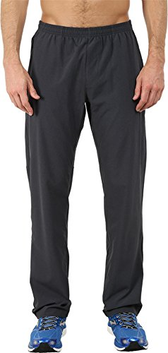 Brooks Running Pants - Brooks  Men's Rush Pants Heather Black Medium 31
