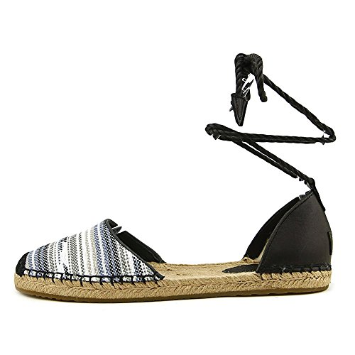 UGG Auditor's Multicolore Target Value Espadrilles Women's Nero Australia Libbi Leather AvwxqrATX