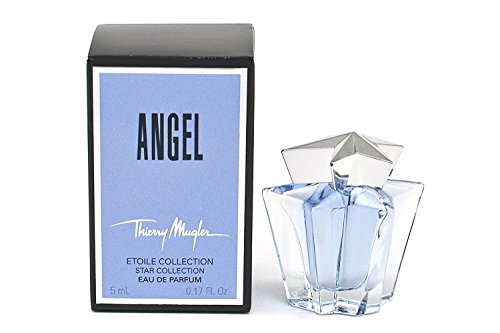 THIERRY MUGLER Angel for Women Mini Eau de Parfum Splash 0.17 oz. (Angel By Thierry Mugler)