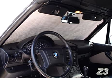 amazoncom bmw z3 convertible top. Sunshade For BMW Z3 Convertible 1996 1997 1998 1999 2000 2001 2002 HEATSHIELD Windshield Custom- Amazoncom Bmw Top S