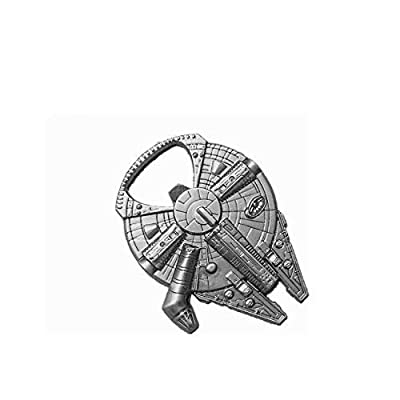 Star Wars Millenium Falcon Metal Bottle Opener - New!