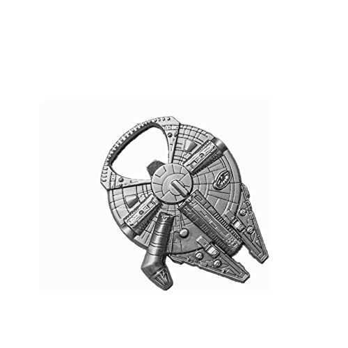 Star Wars Millenium Falcon Metal Bottle Opener - New! (Starwars Bottle Openers compare prices)