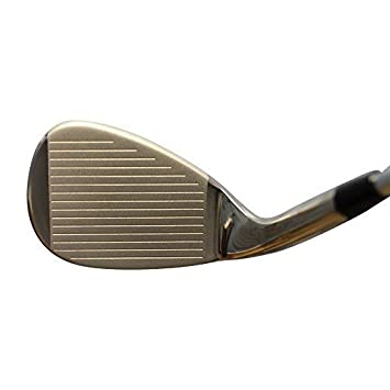 Majek Golf 1 inch Over Big Tall Men s Gap Wedge GW 52 Right Handed Regular Flex Steel Shaft Tall 6 0 1 Over with Premium Midsize Black Pro Velvet Men s Golf Grip