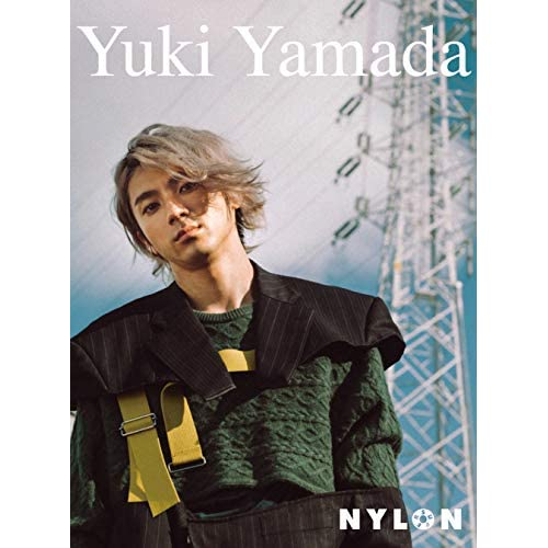 NYLON SUPER VOL.3 表紙画像
