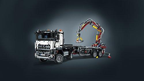 LEGO Technic 42043 - Mercedes-Benz Arocs 3245 7 spesavip