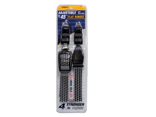 CargoLoc 32438 Adjustable to 45-Inch Flat Bungee Cord