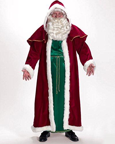 Halco - Victorian Santa Adult Costume