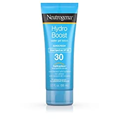 Water-Resistant (Up To 80 Min), Broad Spectrum Protection, Non-Greasy
