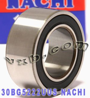 30BG5222UUS Nachi Automotive Air Conditioning Bearing Angular Contact