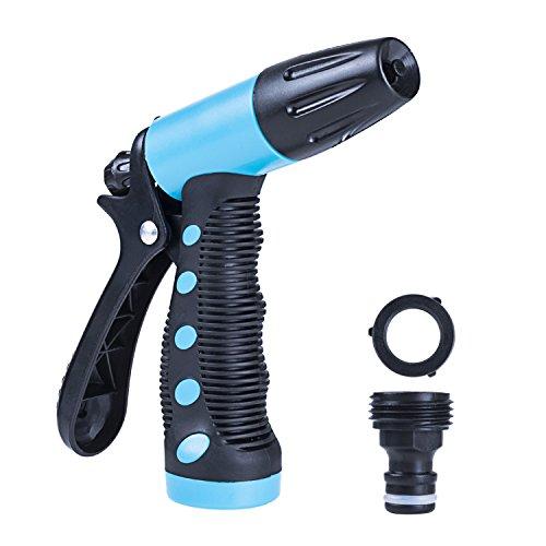 Garden Hose Nozzles /Hose nozzle heavy duty,water hose nozzle, High Pressure Garden Sprayer, High Pressure Nozzle, Ideal Car Wash, Watering Lawn, Garden and Pets