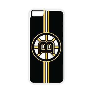iPhone6s Plus 5.5 inch Phone Case White Boston Bruins ZHC2691433