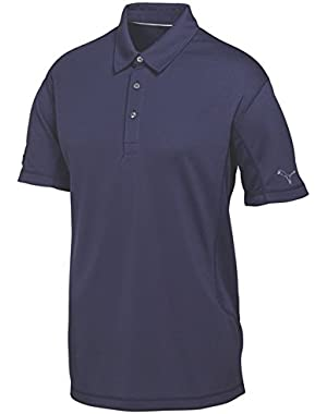 Golf Men's Tech Cresting Polo Shirt