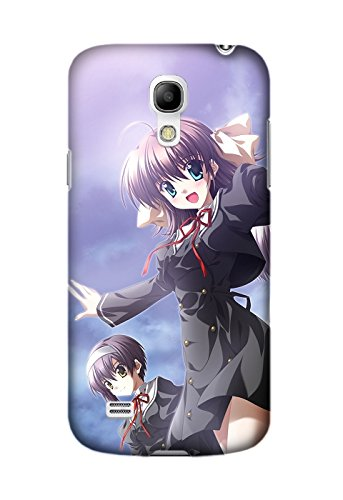 Samsung Galaxy S4 Custom Design EF a tale of memories Anime Slim Plastic Case Cover for Samsung Galaxy S4