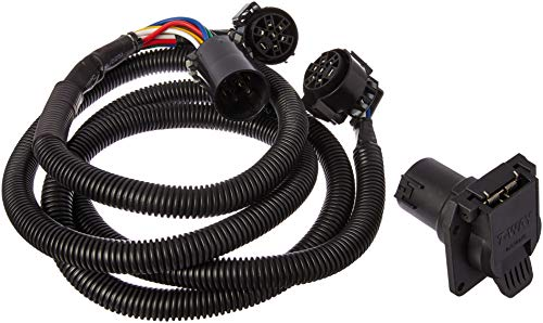(MIGHTY CORD A10-7007 5th Wheel Gooseneck Harness, 7 Feet,1 Pack)